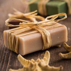 goat milk aloe soap