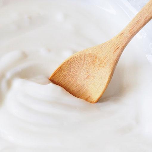 goat milk yogurt